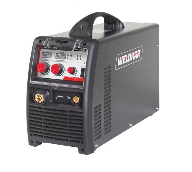 MIG 315 ampere - 400 volt