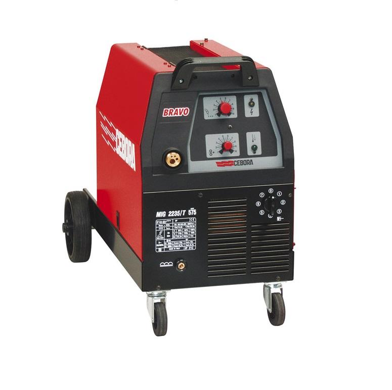 MIG 15 - 220 ampere - 400 volt