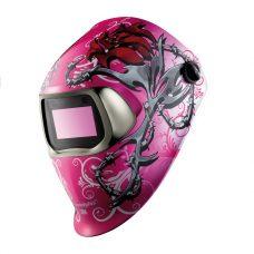 Lashelm speedglas roze