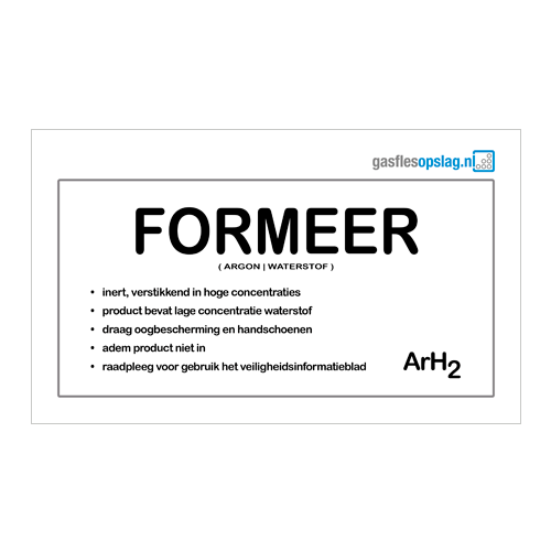 Bord formeer