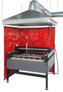 CNC Plasma snijtafel